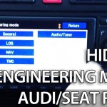 Audi Rns E Audio Aux Activation And Wiring Mr Fix Info