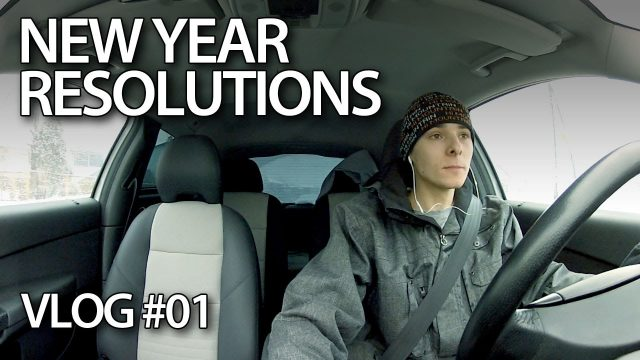VLOG - Automotive New Year resolutions